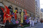 Planet San Francisco all stars float