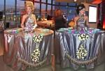 Platinum Vision Table Dress