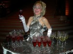 Platinum Cocktail Lady