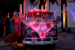 Rockin' the Love Van -THE HAIGHT-