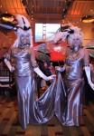 Platinum Barbary Coast Barflies / Fairies