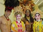 Samba with Chinese Opera