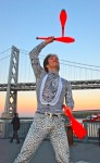San Francisco Juggler