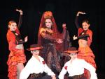 IBERIA dancers
