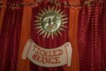 Tickled ORANGE