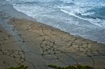 Sand Art at Beach