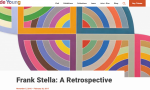 Frank Stella A Retrospective - The de Young Museum