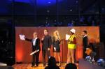 Singing Designers & Construction Crew