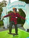 Swiss Snowboarder