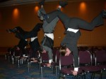 Urban Ninjas- our version of financial acrobats