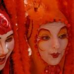 Velocity Circus Tickled Orange