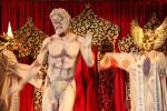 Venice Statue come alive