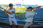 Vintage Baseball Players