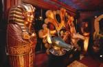 Pharaoh & Cleopatra in Gregangelo Museum