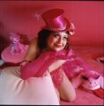 Kitten on the Keys in The Pink Room, Gregangelo Museum