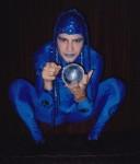 Orb blu