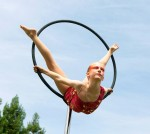 Pole/Hoop rig aerials