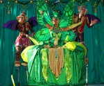 Emeralda, the Green Fairy and The Flying Monkeys Beta & Carotene