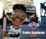 Pablo Sandoval balloon