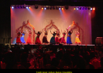 Indian dance ensemble