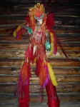 AZARANG -PHOENIX on Stilts-