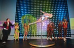 Acrobatic Pole Dance