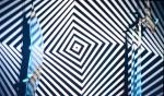 Aerial Optical Illusion