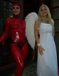 Angel, Devil, and Fairy for Campari Brand Aperitif