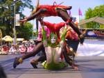 Asparas acrobatic ensemble