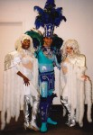 Blu parade