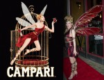 Angel, Devil, and Fairy for Campari Brand Aperitif Comes to Life