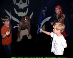 Pirate boot camp for kids