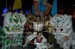 Chinatown Dragon Parade ensemble