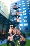 Chippendale Pole Dancers