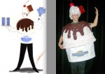 Costume for Ghirardelli Chocolate Retailers and Ice Cream Shops Comes to Life