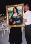 Crack the da Vinci code with Leonardo and Mona Lisa