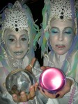 Crystal Ball readers see into your past, present and future.....