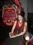 Crystal Ball, Palmistry & Tarot 'Turn of the Century' style Fortune Telling