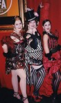 Barbary Coast Dancers with Ms. Kitty