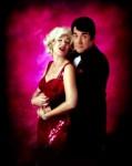 MARILYN MONROE -Dean and Marilyn-