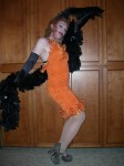 Drag Queen Stripper Ms. Jip See Daisy Wong