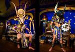 Egyptian Gods Apis&Anubis
