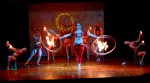 Fire Dance ensemble