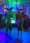 Fiber Optic Costumes - Fireflies