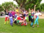 Aerobics Dancers