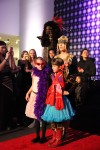 Gaultier fashion show from children to grand parents