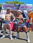 Gaultier sailors