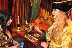 Golden Tarot Reader