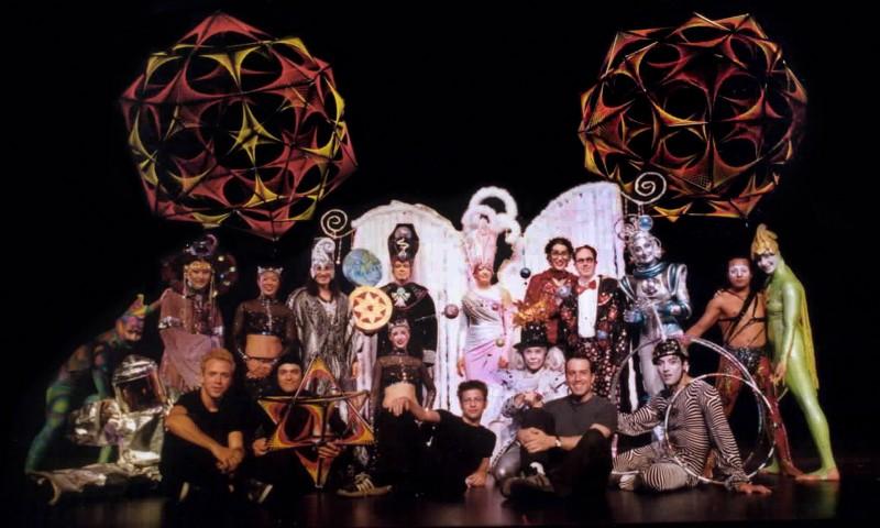 Heliosphere Jr. Cast & Crew Ensemble