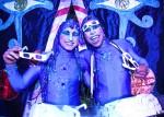Blu Kaleidoscope attendants